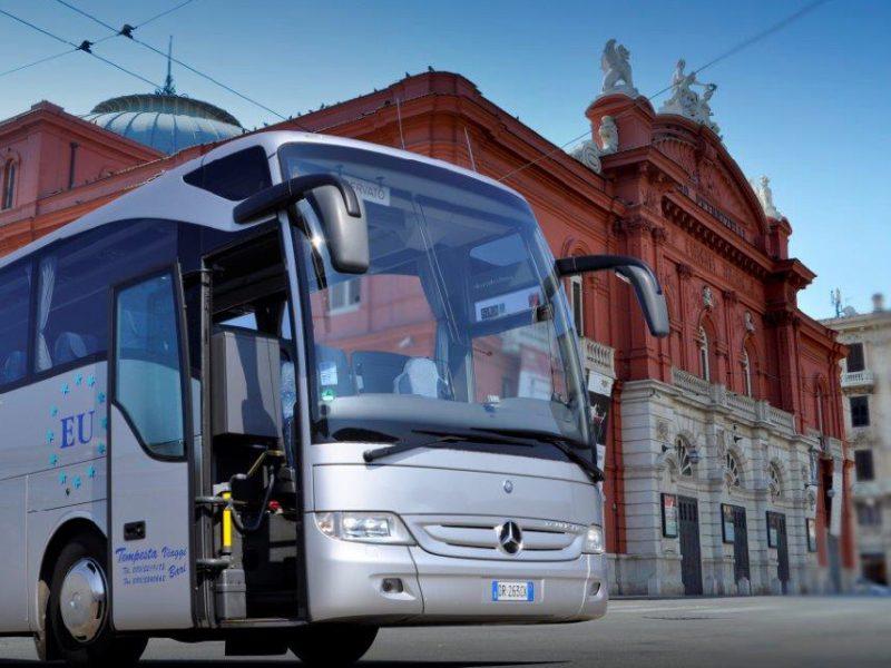 Autoservizi Tempesta bus turismo